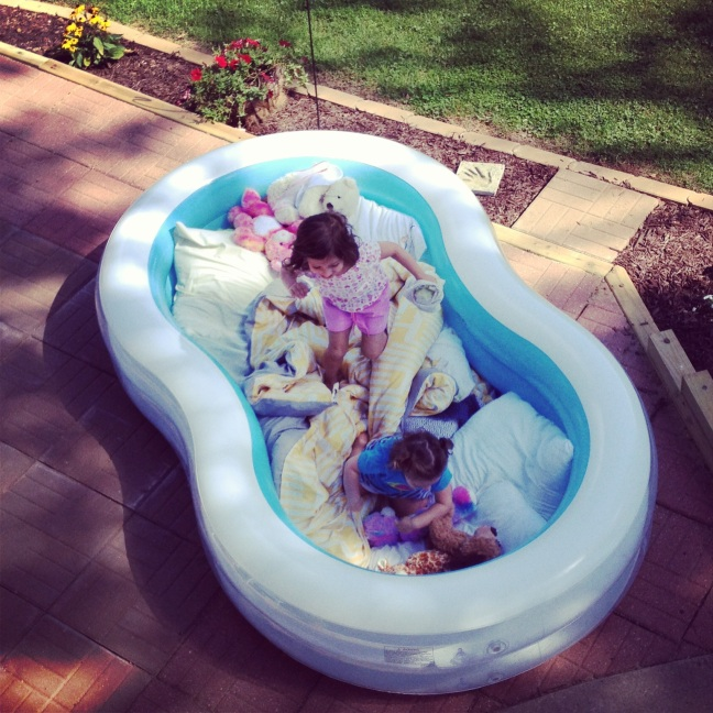 additional uses for a pool